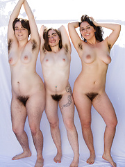 young caught naked
